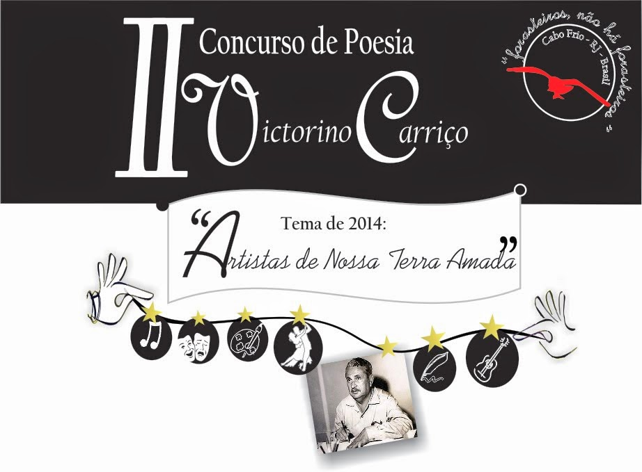 II Concurso de Poesia Victorino Carriço
