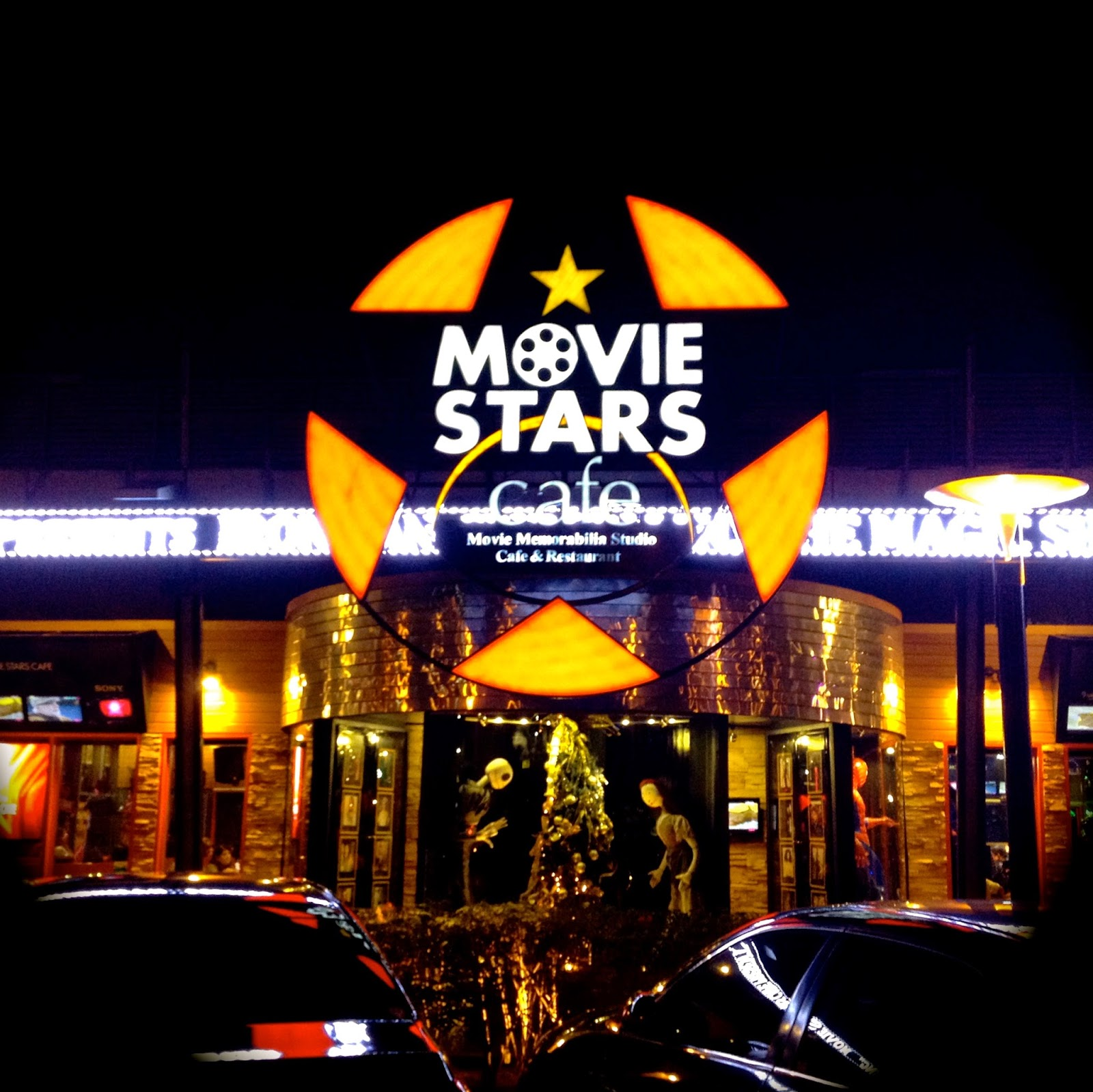 Movie Stars Cafe plus Discount Code