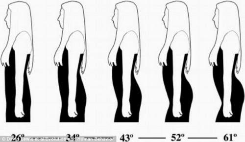 Vì sao đàn ông thích phụ nữ có vòng 3 khủng