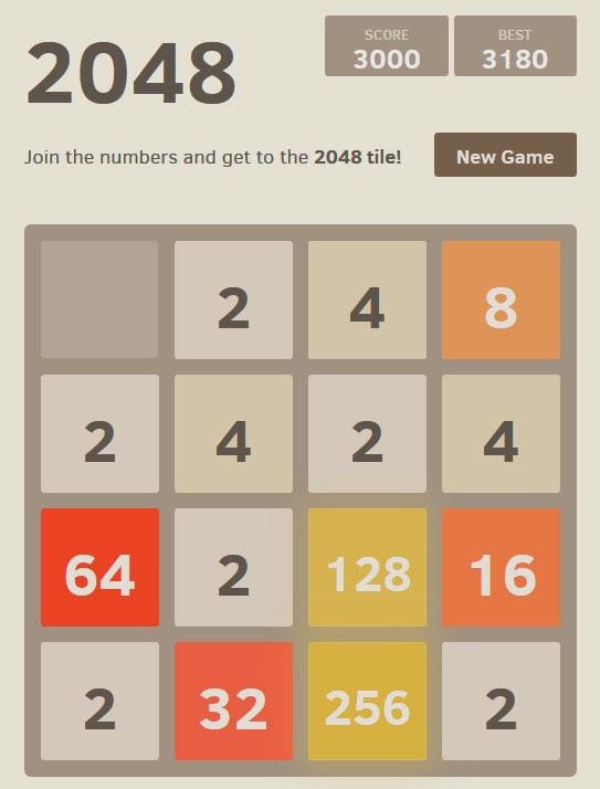 игра 2048 играть с выводом денег