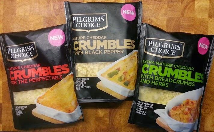 Pilgrims Choice Crumbles Review 3 varieties in pack