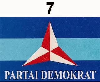 daftar caleg Demokrat untuk DPRD dapil 1 Tanah Bumbu