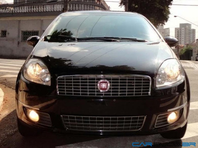 Fiat Linea Absolute Dualogic 2010