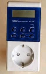 ESIC DIGITAL CONTROL TIMER AX300 MANUAL