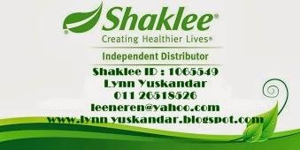 Shaklee Independent Distributer