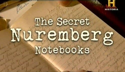 Los cuadernos secretos de Nuremberg [Documental | AVI | Español | 899.02 MB]