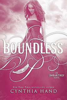 book cover of Boundless by Cynthia Hand