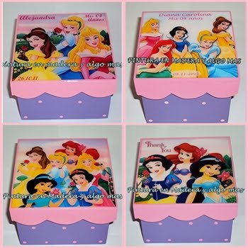 SORPRESAS PRINCESAS DISNEY