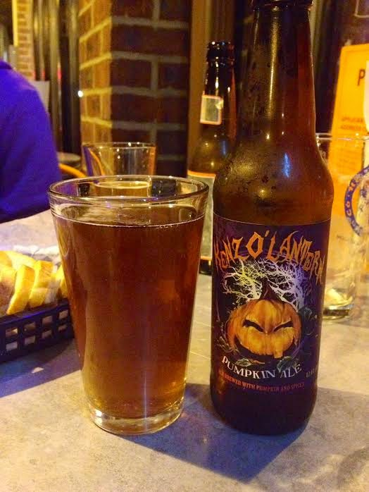 Philadelphia Brewing Co. Kenz o'Lantern