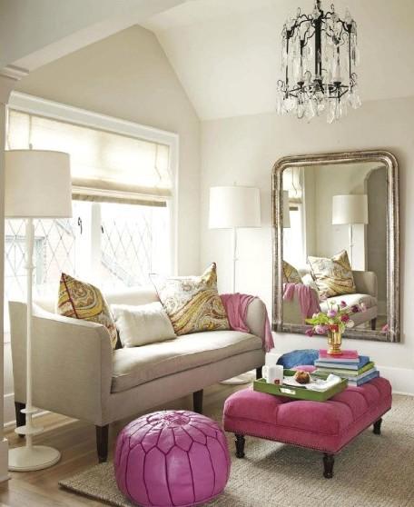 Lush Interiors Vom Stuhl Zum Tisch