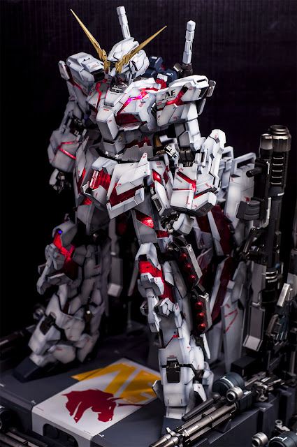 PG Unicorn Gundam Full Armor by Wolfz™