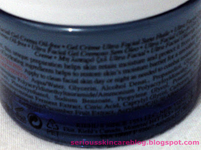 Kiehl's Ultra Facial Oil-Free Gel Cream