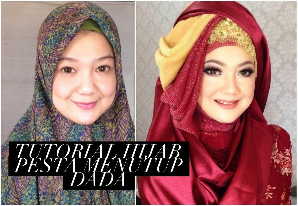 Hijab Beauty Tutorial Make Up Natural Untuk Ke Pesta