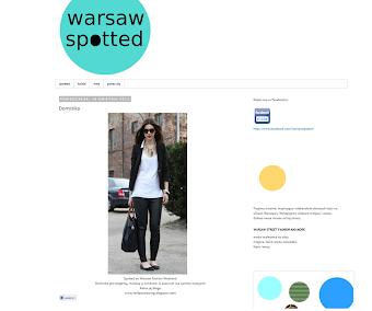 Redlipsswearing in Warsaw Spotted - Fashion Week