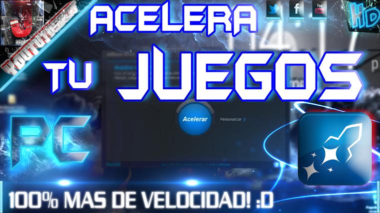 COMO ACELERAR MI PC Y LOS JUEGOS CON JETBOOST | 2015