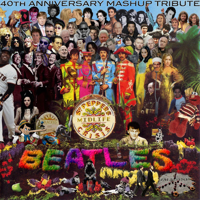 an introduction and a comparison of the jimi hendrix experience and the beatles sergant peppers lone Pete best was actually the heartthrob of the beatles and had more playing experience than j,p the late lizard king in a sketch with jimi hendrix.