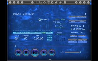 X-Black (Jet Audio Skin) Full Download