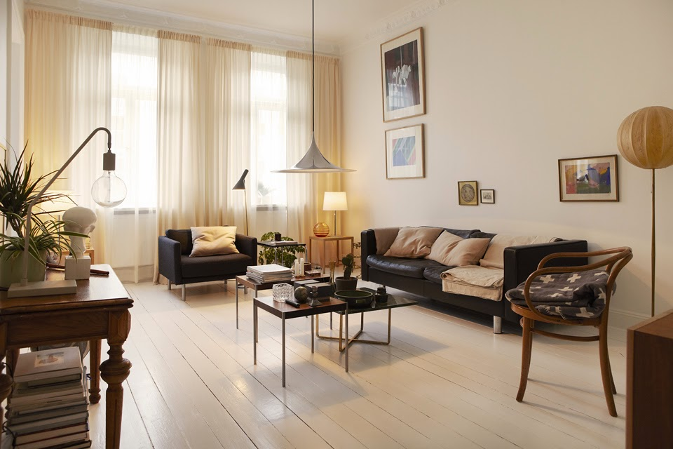 Cosy apartment in Stockholm