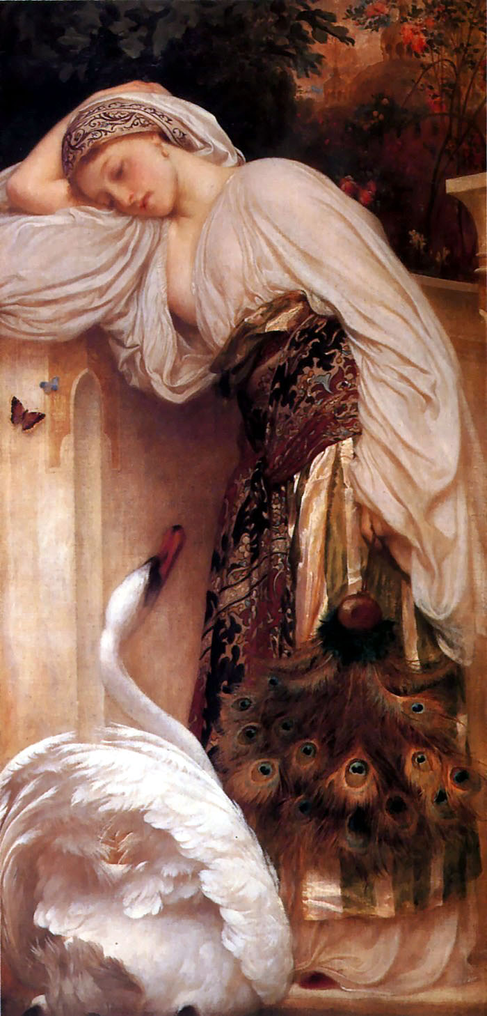 lord frederick leighton odalisque