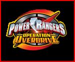 Power Rangers Operação ultraveloz