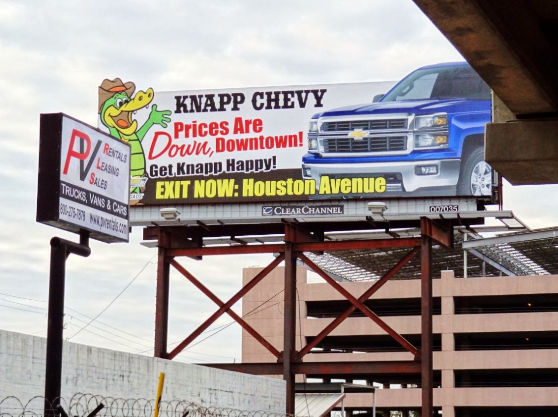 houston in pics knapp chevrolet dealership in historic building on. Cars Review. Best American Auto & Cars Review