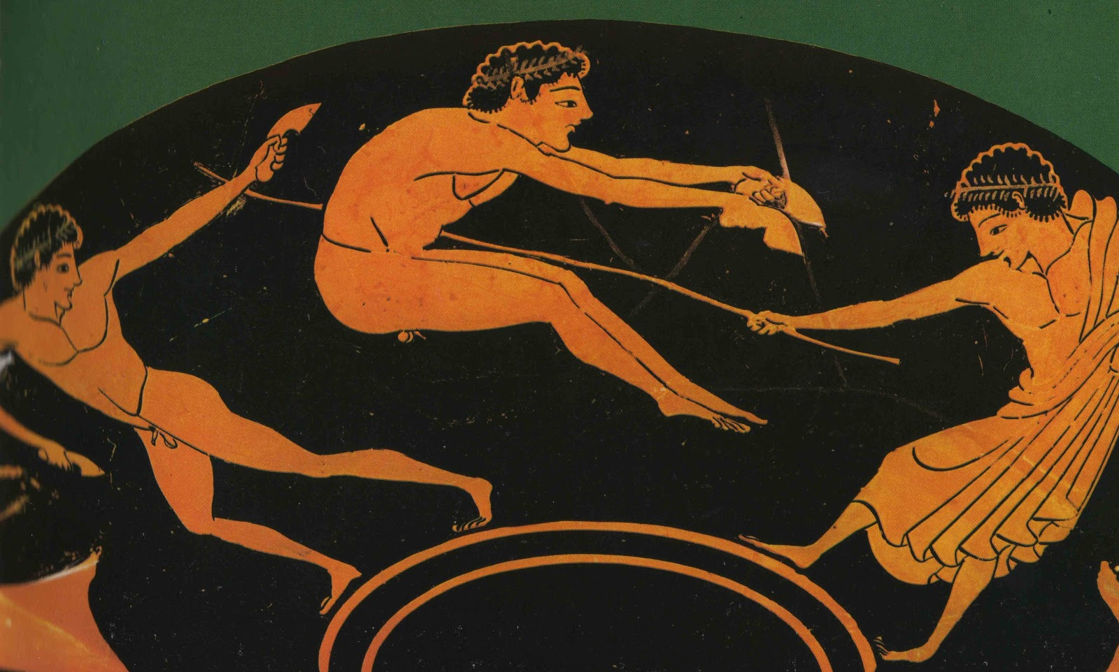 a comparison of pankration and pammachon the ancient greek exercises The martial arts of ancient greece: modern fighting techniques from the  pammachon (martial arts) and pankration  of ancient greek martial.