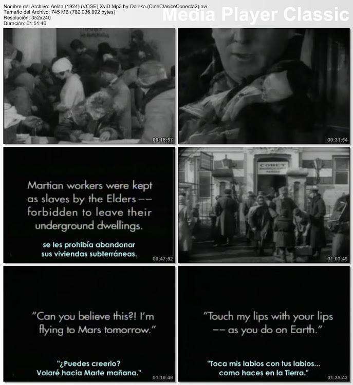 Capturas Aelita | 1924