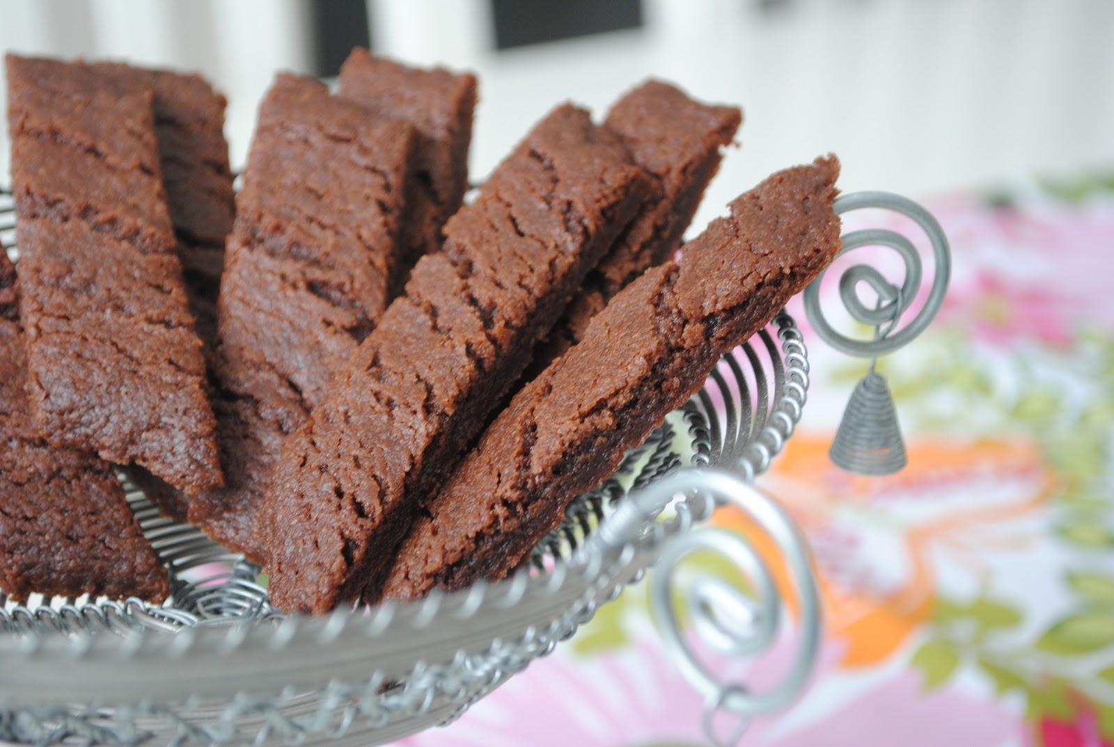 sega chokladkakor småkakor