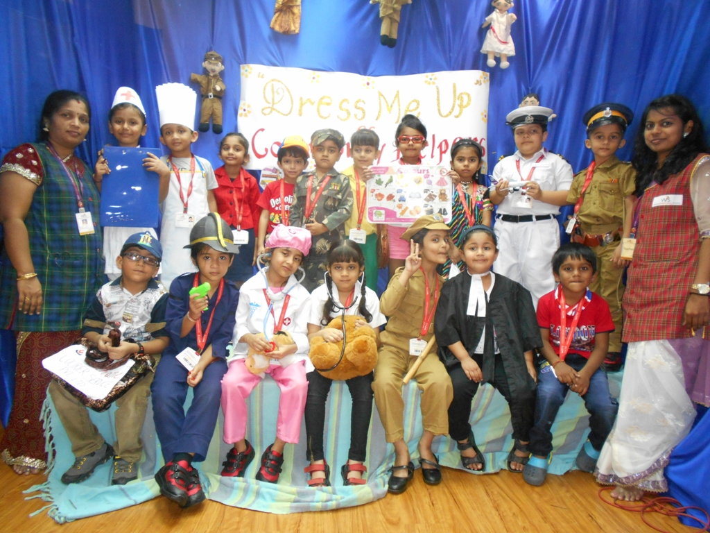 on the top of the world community helpers sr kg 2015 16 wis