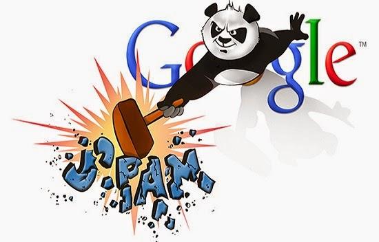 Cách khắc phục thuật toán Panda 4