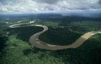 meandro río serperteante