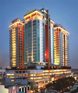 hotel grand swiss belhotel medan