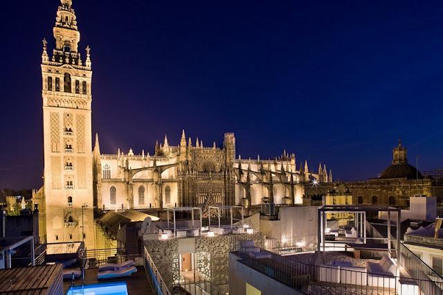 Giralda em Sevilha