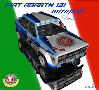 Fiat 131 Abarth, v2.0 by Mokumoku Fiat_abarth_131_ver20
