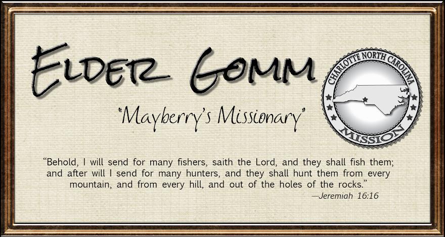Elder Gomm