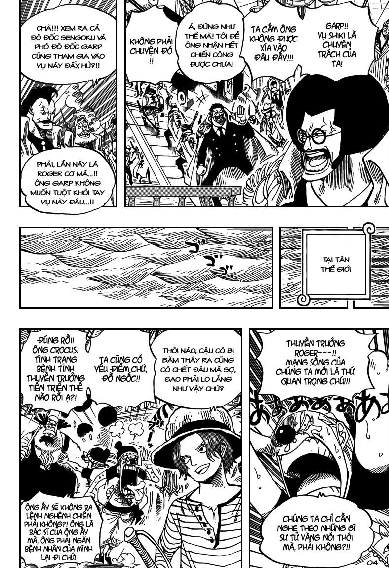 One Piece - Vua hải tặc Luffy tập 0 - 5