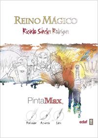 Colección PintaMax Reino mágico