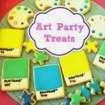 Ideas for an Art Party     Best Birthdays