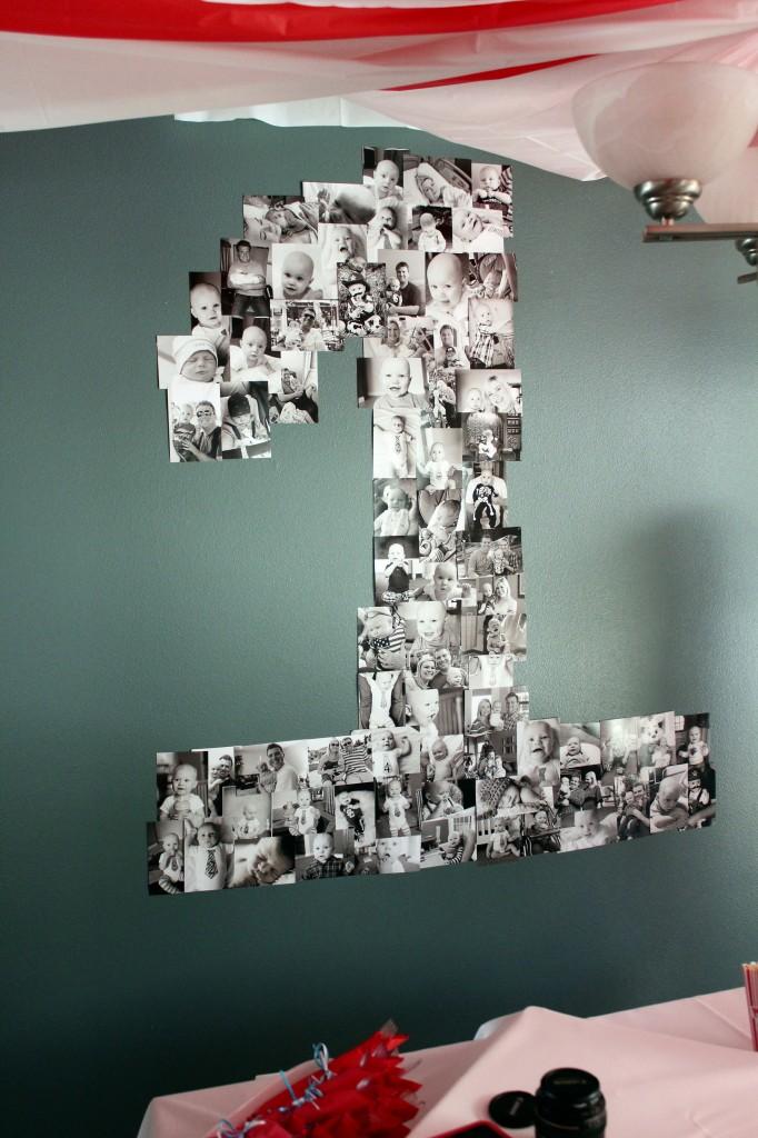 O sapo e a princesa festa de 1 ano monte um mural de fotos - Mural de fotos ...