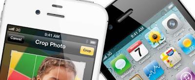 مقارنة بين  iPhone 4s  iPhone 4