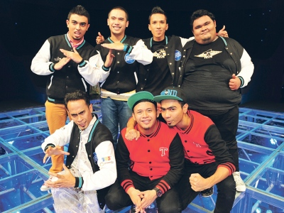 Malaysia, Hiburan, Artis Malaysia, Selebriti, BMB, Bintang Mencari Bintang, Empat, Peserta, Layak, Ke, Final