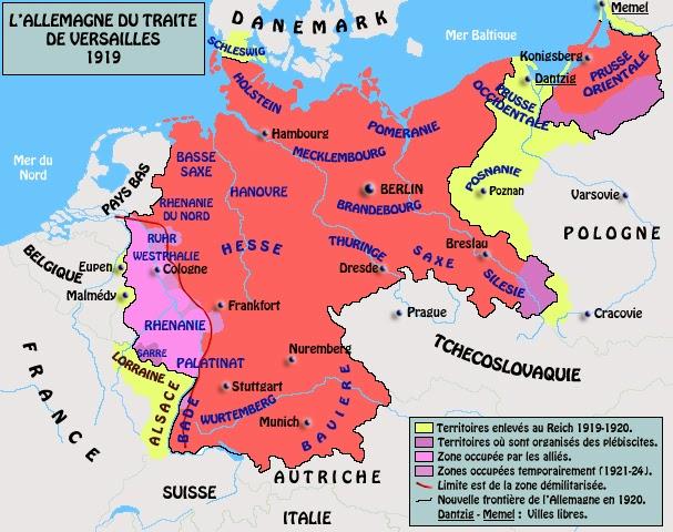 Prusse Orientale Carte | tonaartsenfotografie