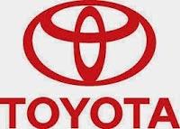 Job Vacancies at Toyota Malaysia (18 Sept - 5 Oct 2014)