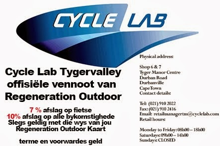 Cycle Lab Tygervalley