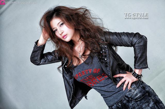 1 Hwang Ga Hi - Close-up-Very cute asian girl - girlcute4u.blogspot.com