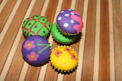 Apam Polkadot (pelbagai Versi)