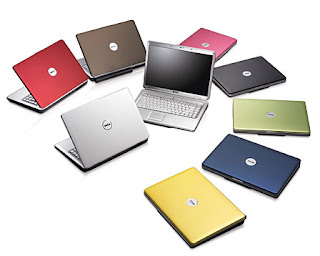 Harga Laptop Notebook Dell 2012