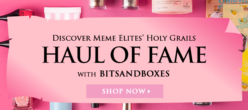 Memebox Haul of Fame Sale