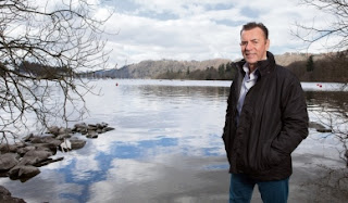 Duncan Bannatyne by Lake Windermere
