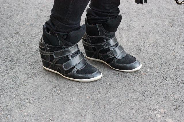 Zigi Soho Wedge Sneaker
